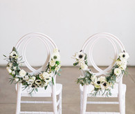 Chair florals