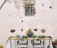 Grecian wedding inspiration