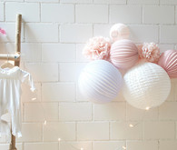 Pink nursery ideas