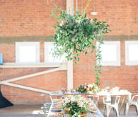 Modern loft wedding in San Diego