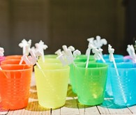 rainbow party ideas