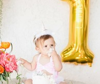 Unicorn 1st birthday ideas