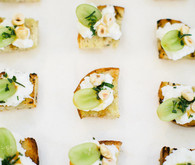 Spring appetizers