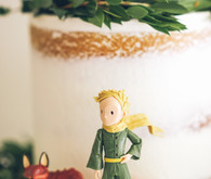 Little Prince birthday cake