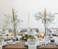 airy tablescape