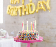 Pastel birthday party ideas