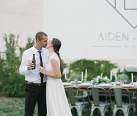 Industrial wedding inspiration