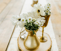 Bohemian Glam wedding