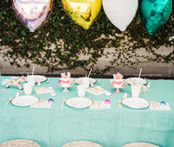 Modern party theme ideas