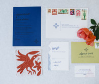 Mexican wedding invitations