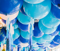 amazing balloon installation