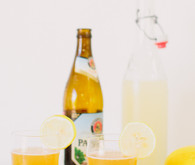 The perfect summer drink - A Shandy