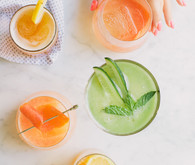 Three simple, delicious summer cocktails