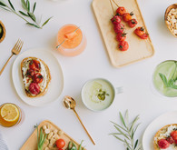 Late summer small plates ideas