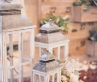 vintage romantic wedding decor