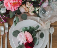 floral wedding decor ideas