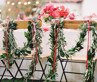 chair garlands