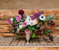 late summer wedding bouquet