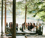 Lakeside event venue