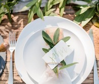 summer picnic wedding ideas