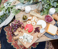 rustic summer picnic wedding ideas