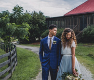 Romantic southern orchard wedding inspiration