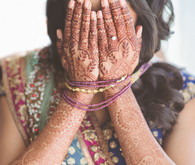 Modern Bay Area Indian wedding