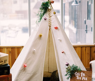 wedding teepee