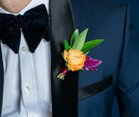 Jewel tone wedding inspiration