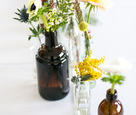 Simple floral decor