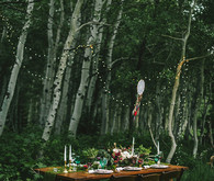Woodland wedding inspiration