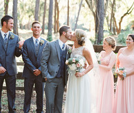Savannah farm wedding