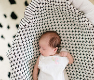 cozy newborn photos