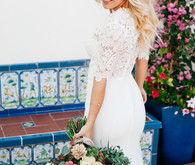Tara Keeley wedding dress