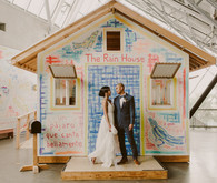 Whimsical wedding at the New Children's Museum