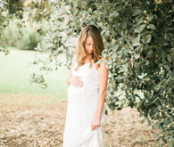 Fine art maternity photos