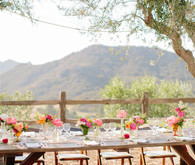Summer Malibu wedding