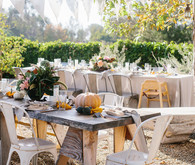 outdoor thanksgiving ideas