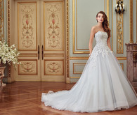 David Tutera for Mon Cheri Spring 2017 Collection