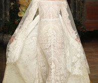 Nolan Cris wedding gown