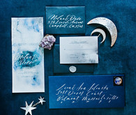 Moon themed wedding