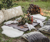 Cozy fall wedding inspiration