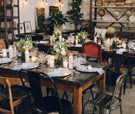 Big Daddy's Antiques wedding
