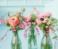 DIY summer wedding
