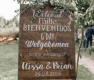Rustic Fall wedding in Spain