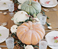 Autumn baby shower