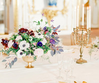 Elegant Marie Antoinette inspired wedding