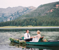 Elegant Colorado wedding