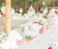 Elegant circus party ideas