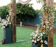 Garden wedding ideas